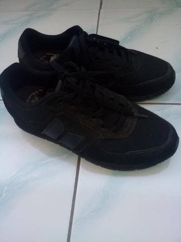 Macbeth Fischer Black/Black Suede & Mesh size 41 fit 40