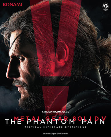 [VERDE] PS3, PS4, PC, XBOX ONE METAL GEAR SOLID V: THE PHANTOM PAIN DAY ONE EDITION