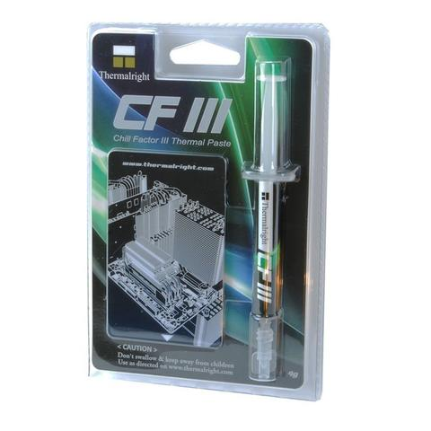 [VERDE] Ready Stock Thermalpaste High End Thermalright Chill Factor III BNIB