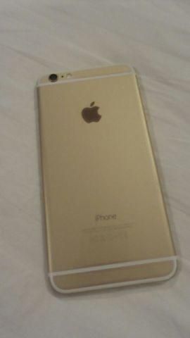 Iphone 6+plus 64GB Gold