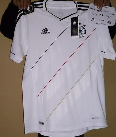 Jersey Jerman Home Euro 2012 Original BNWT