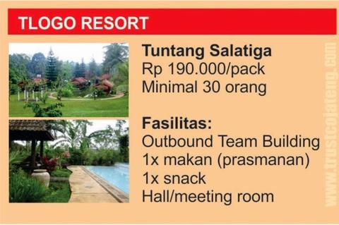 Outbound Training Trustco jawa Tengah- Tlogo Resort