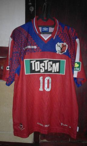 WTS Jersey Kashima Antlers Home 1997