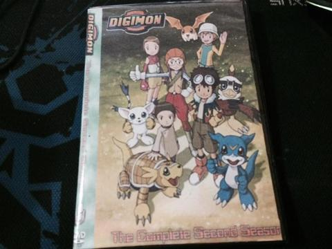 Dvd Digimon All Series For Dvd Player Sub Indonesia