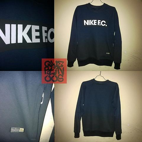 Sweater NIKE FC - BNWT - Grade Ori Indonesia