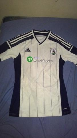 Jersey Original West Bromwich Home 2014 2015