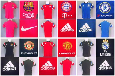 POLO SHIRT NEW SEASON 2015/16. ALL CLUB. ALL TEAM. ALL LEAGUE