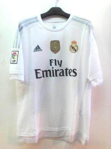 JERSEY OFFICIAL GRADE ORIGINAL REAL MADRID HOME AWAY 2015 2016