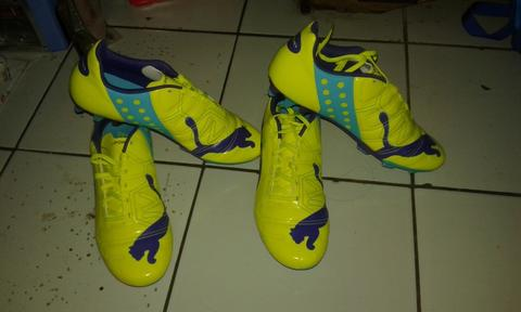 puma evo power soocer
