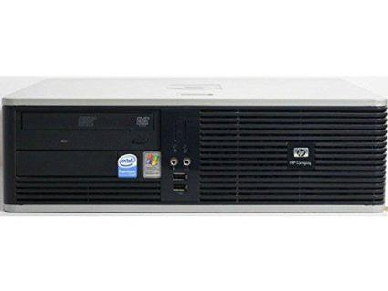 Cpu Desktop Hp DC5700/DDR2 1 Gb/Hdd 160 Gb/Dvd Rw = 600 Rb Aja Barang Ready 70 Unit