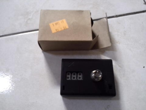 Ohm Meter Digital Display Personal Vaporizer Bandung