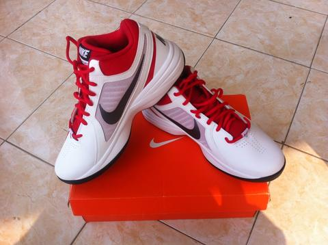 [SEPATU BASKET] Nike The Overplay VIII