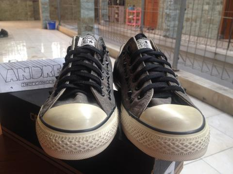 CONVERSE CT STUDDED OX CHARCOAL