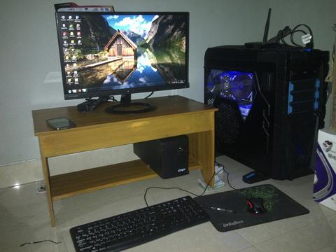 DIJUAL CPU GAMING i7 4790K + ASUS Z97 + RAM DDR3 8gb + GTX 960 COD JOGJA ONLY