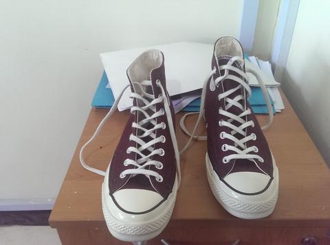 Converse CT 1970 70 70s Hi Branch Size 41 / 7.5 / 26 Like New