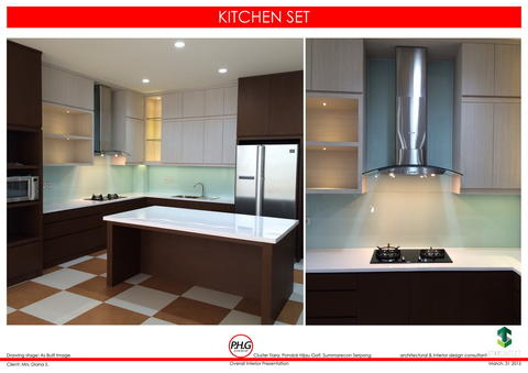 Terjual Kitchen Set Lemari Baju Tv Cabinet Custom Furniture