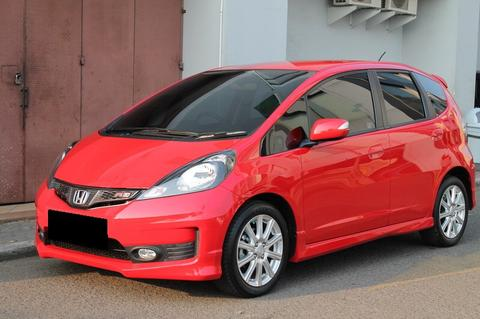 Honda Jazz RS AT 2013