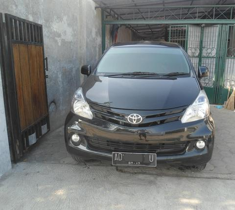 Avanza All new 2012 E - Solo surakarta