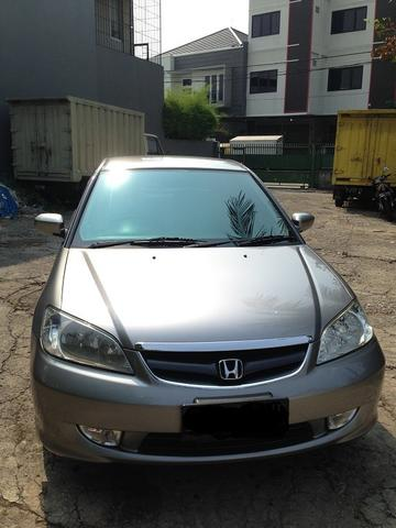 FS: Honda Civic VTIs Automatic 2005
