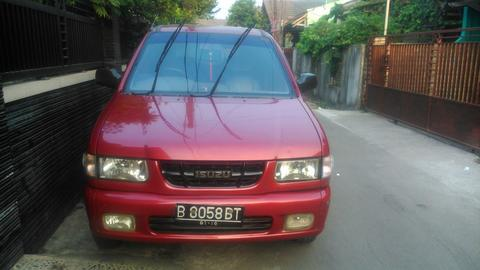Isuzu Panther LS Turbo 2001 A/T