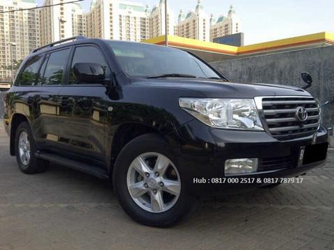 Toyota LandCruiser LC200 Th 2008 Hitam km.55rb