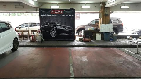 Carwash Waterless dan Salon , Di Cilandak Town Square Jaksel