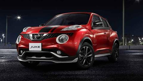 NISSAN JUKE REVOLT RED INTERIOR DISC 32 JUTA