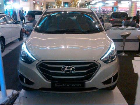NEW TUCSON GLS - THE BEST OF THE BEST MIDLE SUV..BUKTIKAN SENDIRI!!!