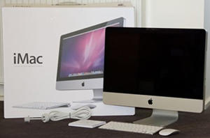 [Apple] iMac 21.5-inch | Core i5 2.7GHz | Upgraded Ram | Full Set | MC812