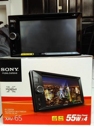 Dijual Head Unit Sony XAV-65