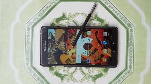 HDC Samsung Galaxy Note 4
