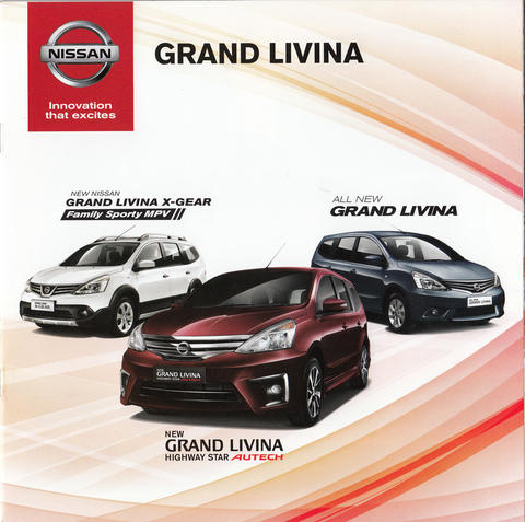 promo NISSAN TDP 15JT + 7TH TENOR (GRAND LIVINA, SERENA , MARCH , EVALIA)