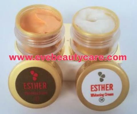 CREAM ESTHER GOLD EXCLUSIVE WHITENING SM