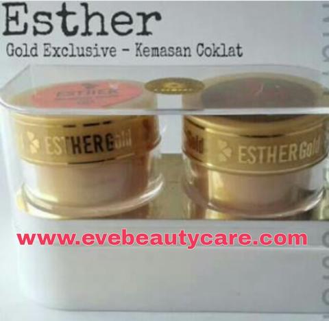 CREAM ESTHER GOLD EXCLUSIVE BLEACHING AB