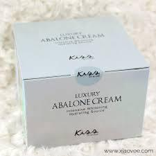 KISS Luxury Abalone Cream