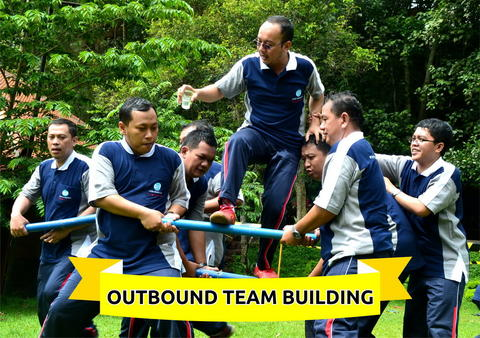 Paket Team Building Trustco