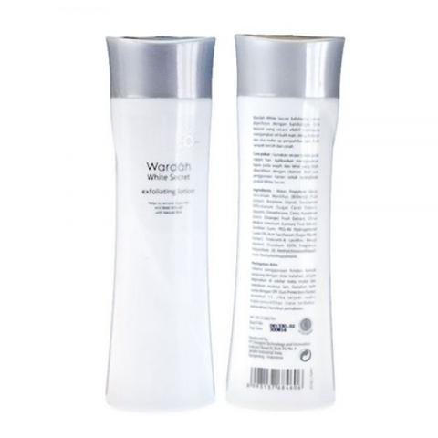 Wardah White Secret Exfoliating Scrub 40 ml
