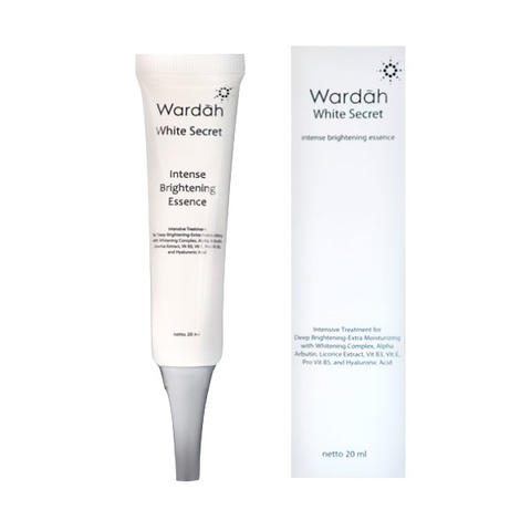 Wardah White Secret intense Brightening Essence 17 ml