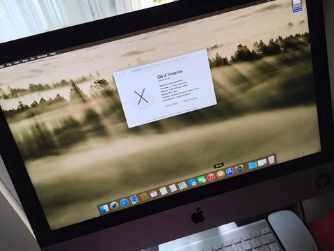 iMac MD093 Late 2012, Core i5 2.7ghz, Ram 8Gb,HDD 1TB, NVIDIA