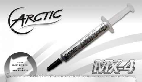 [stary] Arctic Cooling Thermal Paste / Pasta MX4 20gr dan 4gr Ready Stock !