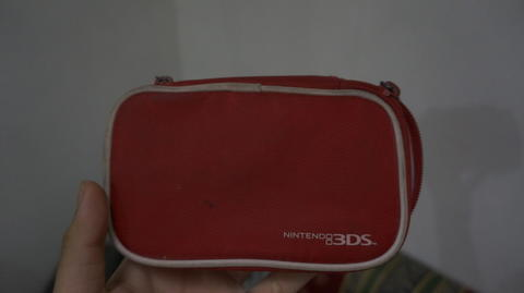 Old 3DS [NO BOX NO CHARGER]