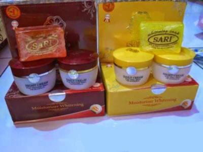 (TERMURAH) CREAM SARI ORIGINAL BPOM NEW PACK