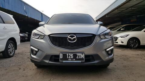 Mazda CX-5 Grand Touring 2.5 2014 / 2013 ,ONLY 13.700 KM,Forsale in Perfect Condition