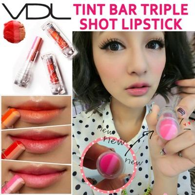 Lip Tint Batang Tint Bar Triple Shot Original Tint Bar Triple Shot