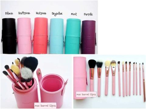 Jual Brush Set Tabung isi 12
