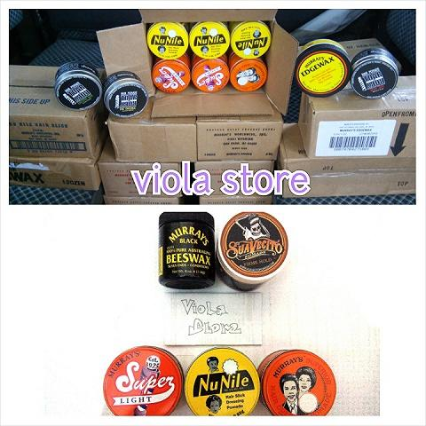 Pomade Murrays - Suavecito - Cock Grease | MURAH