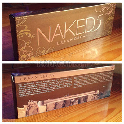 Jual NEW NAKED 5 URBAN DECAY, @hp : 0878 8585 6222