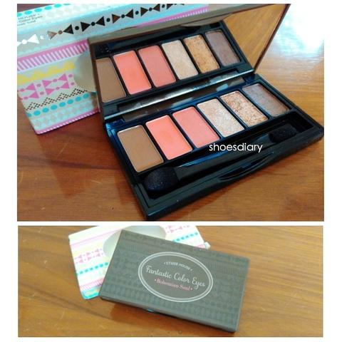 PRELOVED etude fantastic color eyes bohemian soul
