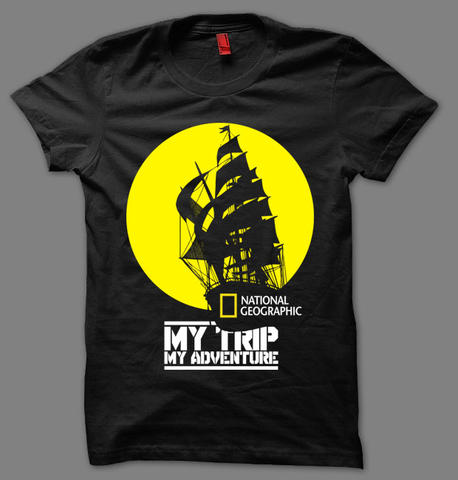 kaos natgeo all series combed original