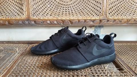 Nike Rosherun All Black Original